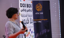 (c) DOX BOX/ Photo: Layla Abyad